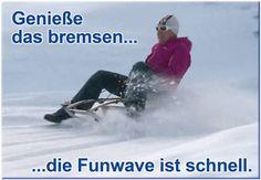 Aktuelles, Runwave Rodel, Funwave Schlitten, | Runwave