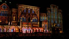 """USJ_ProjectionMapping_3"" Photograph by Sakak"
