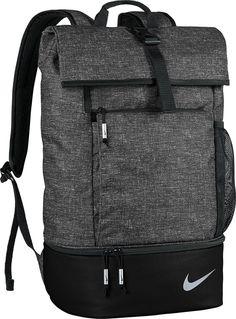 Nike Sport III Golf Backpack Black Heather Red 006 Gym Bag Laptop for sale online Nike Sport Backpack, Nike Gym Bag, Gym Backpack, Nike Bags, Rucksack Backpack, Black Backpack, Backpack 2017, Gym Bags, Backpack Online