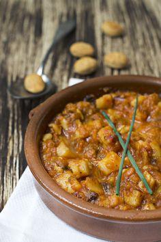 Receta de pica pica de sepia mallorquín - Güveç yemekleri - Las recetas más prácticas y fáciles