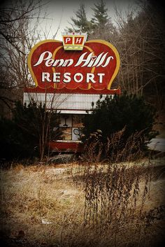 Penn Hills Resort by Tim Loesch, via Flickr
