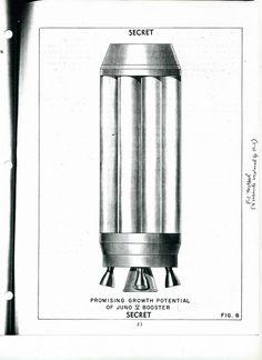 Saturn I aka Juno V0007 #retro #rocket