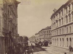 1895 körül Népszínház utca
