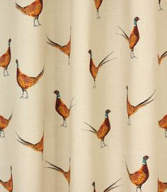 Save on our Multi Phillip Pheasant Contemporary Fabric. This Regular fabric is perfect for Curtains & Blinds. Interior Design Living Room, Living Room Decor, Bedroom Decor, Oak Avenue, Contemporary Fabric, Textiles, Curtains With Blinds, Design Trends, Design Ideas