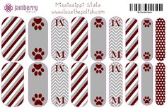 Mississippi State nails!