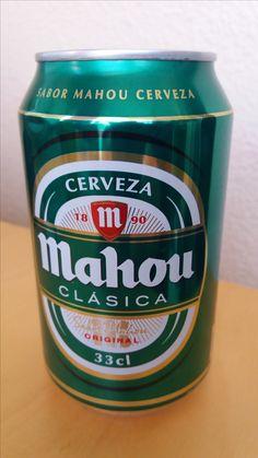 Mahou clásica (España)