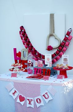 Valentine's Day Party Valentine's Day Party Ideas