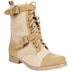 Beige Anthony ankle boots