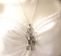 Magic Rises Charm Necklace - Kate Daniels Series