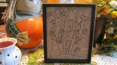 Ye Olde Haunted House - pinned by pin4etsy.com