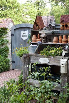 4. Gardening in the spring #makesmehappy @Blanca Prado Stuff UK