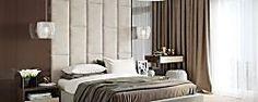 Un dormitorio que te transporta a una suite de hotel