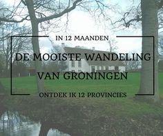 De mooiste wandeling van Groningen