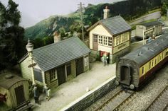 It has been said that collecting classic toy trains in the world's greatest hobby. Many of today's collectors received their first toy train set when they were young, often as a Christmas or birthday present. Collectors claim that the Ho Trains, Model Trains, Electric Train Sets, Model Train Layouts, Beautiful Architecture, Railroad Tracks, Scenery, House Styles, Building