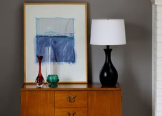 HOW TO: Fix Up a Thrifted Lamp