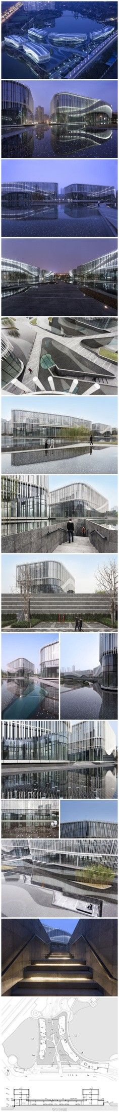 Palm Island project in Chong Quing, China. Hassell designer.