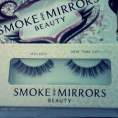 Smoke and Mirrors Beauty eyelashes  www.smokeandmirrorsbeauty.com - celebs wear these!! Glamour Hair, Smoke And Mirrors, Color Me Beautiful, Old Hollywood Glamour, Makeup Artists, Eyelashes, Las Vegas, Celebs, Website