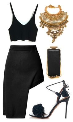 """date night."" by goldiloxx ❤ liked on Polyvore"