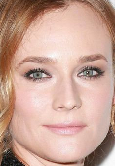 Close-up of Diane Kruger at the 2015 Toronto premiere of 'Sky'. http://beautyeditor.ca/2015/09/22/tiff-2015