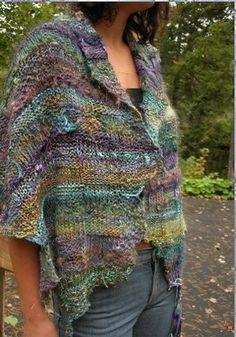 Earthy Cool. Scotian meadows wrap pattern
