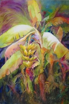 Marilyn Young   WATERCOLOR