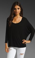 Shop for Rachel Pally Cody Rib Top in Black at REVOLVE. Rachel Pally, Caftan Dress, The Chic, Revolve Clothing, Glamour, Elegant, How To Wear, Clothes, Shopping