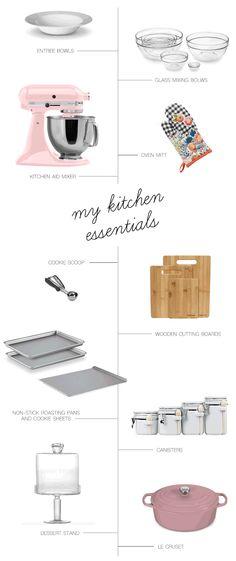 My Kitchen Essentials — Take a Bite
