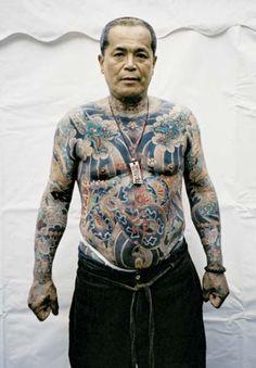 Yakuza boss                                                                                                                                                     Mehr