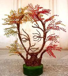деревья из бисера: 10 тыс изображений найдено в Яндекс.Картинках
