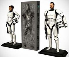 Personalized Storm Trooper Action Figure $100.00