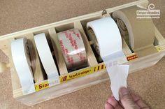 Resultado de imagem para como organizar fitas de cetim