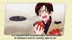 See more 'Shitstorm' images on Know Your Meme! Hetalia Characters, Anime Characters, Latin Hetalia, Hetalia Funny, Spamano, Know Your Meme, I Love To Laugh, Otaku, Funny Memes