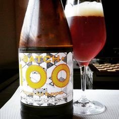Complex Strong Ale sour and winey. Nice #100 batch for Sesma with @FalkenBrewing