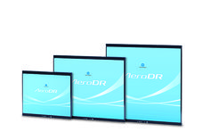 AeroDR Flat Panel Detector available in 3 sizes! #Radiology