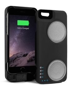 PERI Duo for iPhone 6/6s - Black (Not for 6 Plus Models)