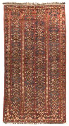 Ersari Beshir 235 x 127 cm (7ft. 9in. x 4ft. 2in.) Turkmenistan second half 19th century