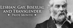 Visit the Library of Congress' LGBT Pride Month portal, where you can learn about special Pride Month events and selected LGBT resources and collections at the nation's library.