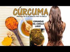 Haz crecer tu cabello 3 veces mas rapido, con CÚRCUMA, fáciles y sencillos tips! - YouTube