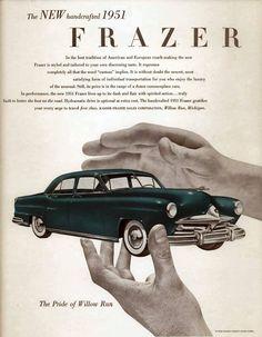 1951 Frazer ad