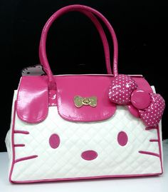 Hello Kitty Handbags, Hello Kitty Purse, Hello To Myself, Hello Kitty  Collection, Wristlet Wallet, Say Hello, Sanrio, Purses And Handbags, Makeup  Bags 7503f8c71c