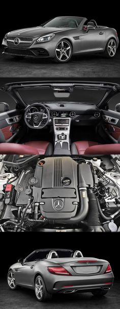 New Year to welcome #Mercedes-SLC #Roadster For more information visit link: http://www.enginefitted.co.uk/blog/category/mercedes-benz/