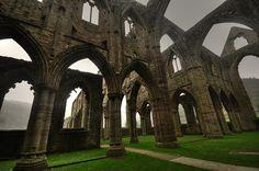 Tintern Abbey, Wales--beautiful!