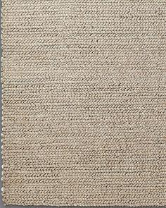 Chunky Braided Wool Rug   Oatmeal 8u0027 X 10u0027 $1500