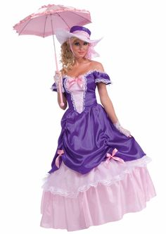 Blossom Southern Belle Adult Women's Costume