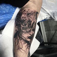 #Tattoo by #TattoocynArtist Lars Brangenfeldt @larsatwisted (Ivory Tower Tattoo)  Artists and studios - http://ift.tt/2bRIKwK Buy your Tattoocyn aftercare products here: www.loveyourink.com  Latest post from our Instagram Account @tattoocyn