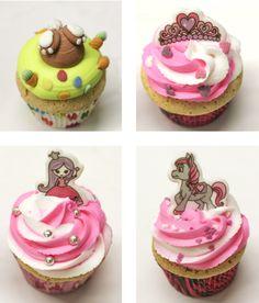Leckere Cupcakes für die SIGEP2014 - direkt aus unserer Musterküche!