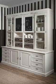 For my dream home Martha's Vineyard cabinet - Riviera Maison. Deco Buffet, Industrial Interiors, Industrial Furniture, Industrial Closet, Industrial Bookshelf, Industrial Door, Industrial Apartment, Urban Industrial, Industrial Bedroom