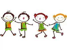 Niños bailando al compas de la musica:-)