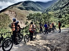 Fly down the 'world's most dangerous road' on this thrilling mountain-biking adventure! Leave from a high-altitude plain near La Paz, and follow expert guides downhill for 40 miles (64 km) on a narrow, winding road carved into the mountainside. Take breaks along the way to admire the landscape that changes from snowcapped Andes to Amazonian jungle. Then unwind at La Senda Verde Ecotourism Resort, an animal refuge, where you'll enjoy lunch and observe rescued wildlife.
