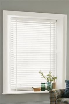 Venetian Blind 50MM, Next. These blinds work great as a cheaper alternative to shutters.